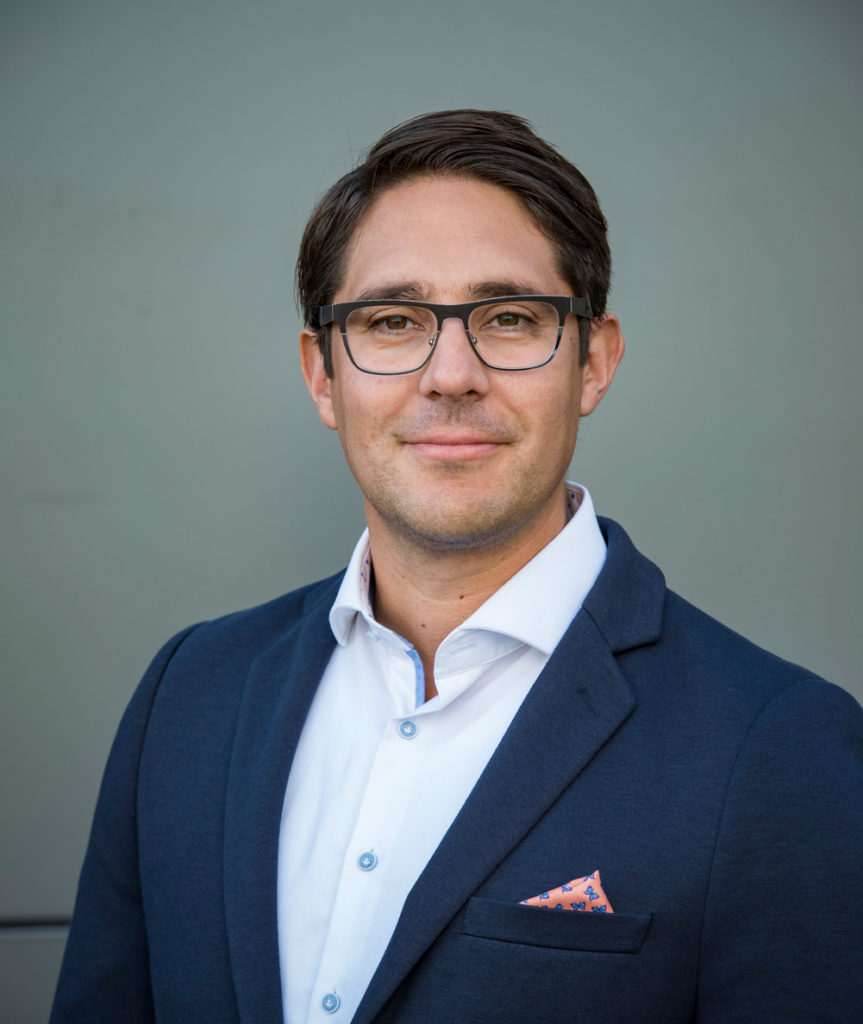 Arcona Yachts CEO - Nicolas Brogerg