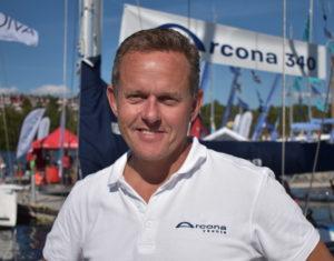 Magnus Lundgren - Arcona Sales Representative
