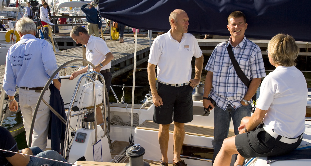 Boat Shows - Arcona Club