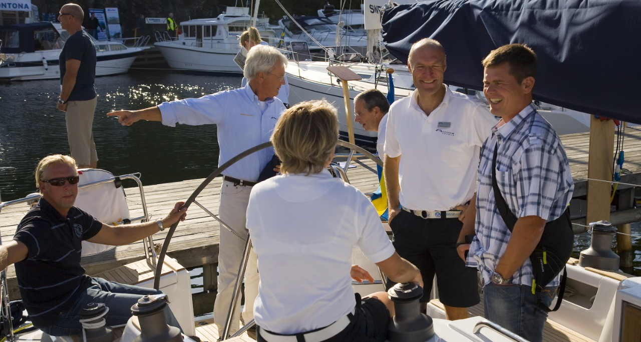 Sailing Talks - Arcona Club